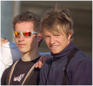 Nils und Leonard