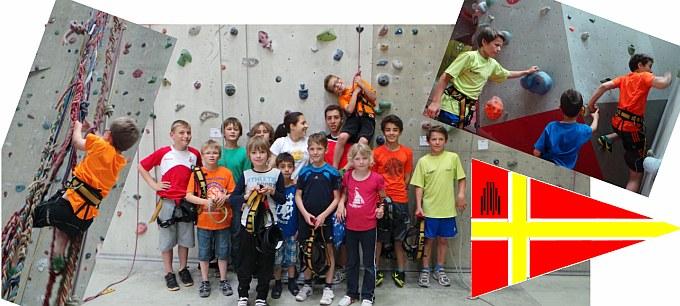 Jugendtreff Kletterhalle