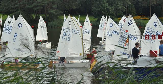Opti Warendorf Stadtmeisterschaft