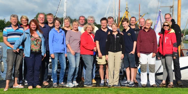 Frieslandsegeln Crews