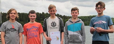 Team Hansa LJM NRW Laser