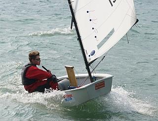 Ole auf dem Garda See