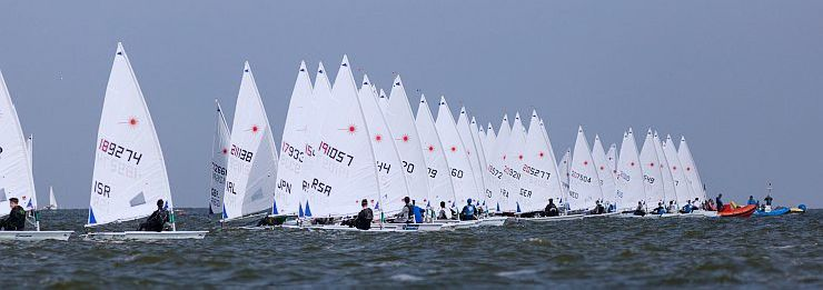 2017 Laser Radial Junioren WM medemblick SHM