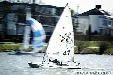 frischer Wind auf der Pre Season Sail