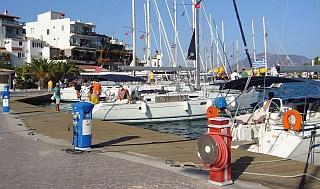 Datca Hafen