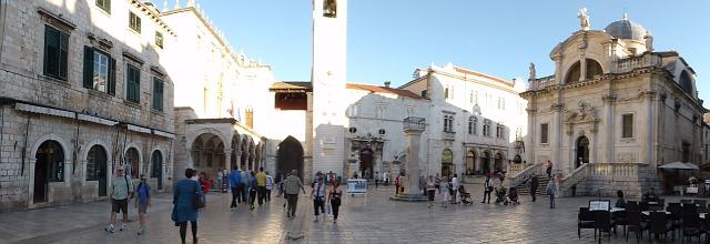 Dubrovnik mittendrin