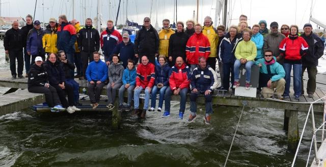 Frieslandssegeln 2015