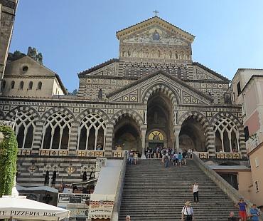 Dom/Kathedrale von Amalfi