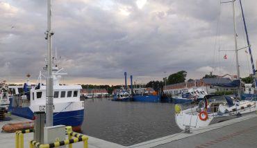 Fischereihafen Darlowo